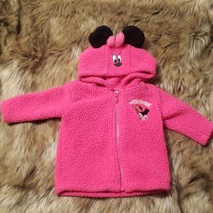 3/$20 Disney Minnie Mouse Hooded Sweater